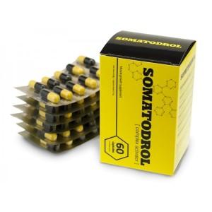 Somatodrol - tabletki na zwiększenie masy mięśniowej