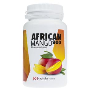 African Mango 900 – tabletki wspierające odchudzanie