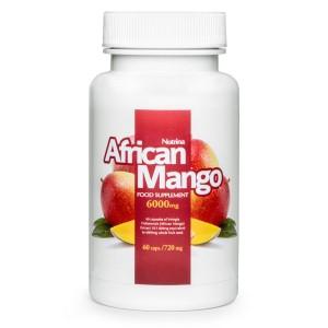 African Mango - tabletki wspierające odchudzanie