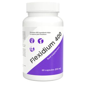 Flexidium 400 - tabletki na stawy