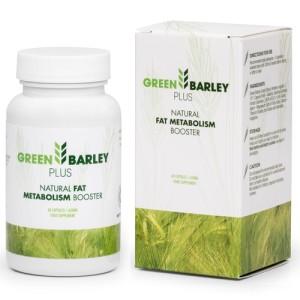 Green Barley Plus - tabletki wspierające odchudzanie