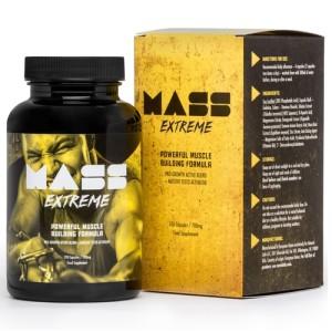 Mass Extreme – tabletki na zwiększenie masy mięśniowej