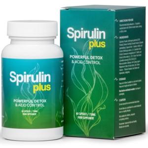 Spirulin Plus - tabletki na oczyszczanie organizmu